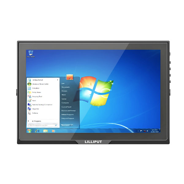 Good Wholesale Vendors Outdoor Industrial Touch Monitor - FA1014-NP/C/T _ 10.1 inch HD capacitive touch montior – LILLIPUT Featured Image