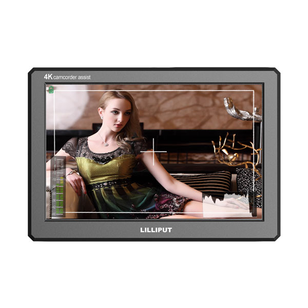 A8 _ 8.9 inch 4K Camera-top HDMI monitor Featured Image