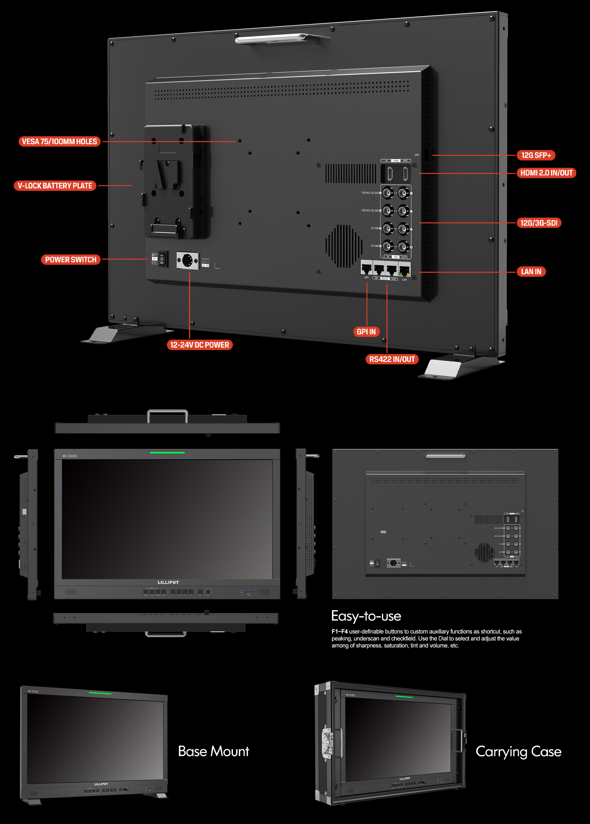 broadcast production monitor