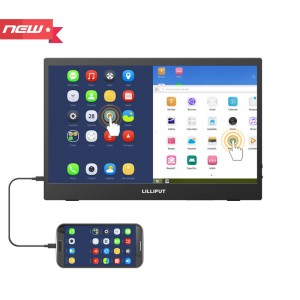 2020 China New Design 10.1 Inch Touch Monitor -