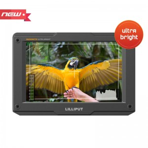 H7S _ 7 inch 1800nits ultra bright HDMI SDI on-camera monitor