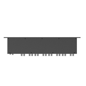RM-0208S _ 8 × 2 inch 1RU atẹle rackmount