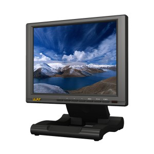 FA1046-NP/C/T _ 10.4 inch stand-alone touch monitor